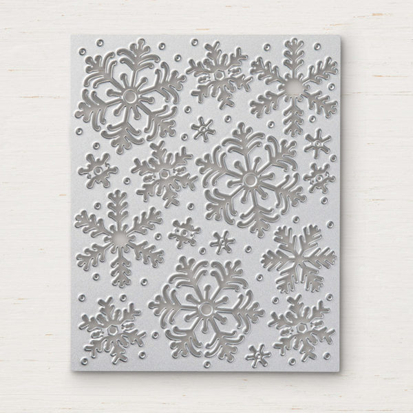 Stampin Up Beautiful Blizzard Bundle Video By Stampin