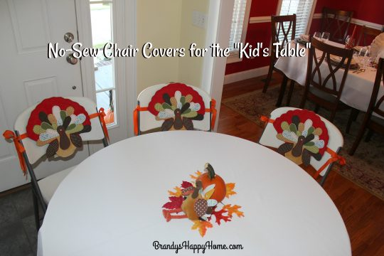 chair covers for you used waiting room chairs diy no sew today i will share with how make my from placemats ribbon and safety pins these are so easy