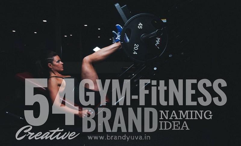 54 Catchy Gym Business Names Idea Brandyuva I