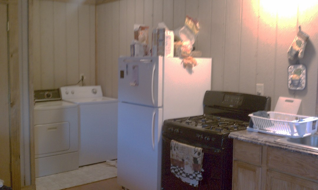 Shedteau washroom