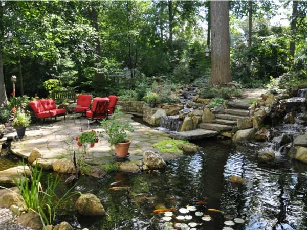 water garden weekend tour 2016