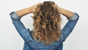 ترطيب الشعر الخشن