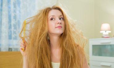 ترطيب الشعر الهايش
