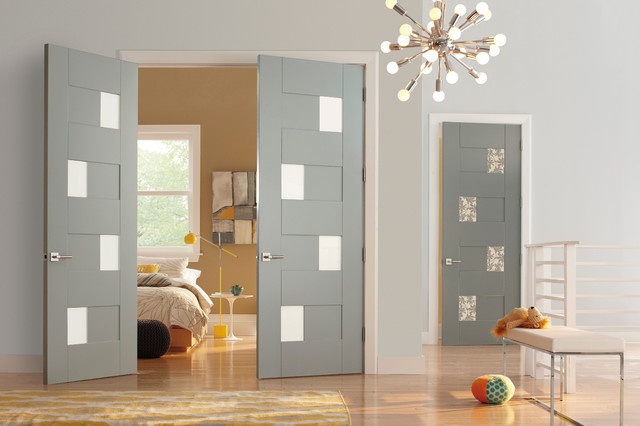 Modern Bedroom Door | Branford Building Supplies