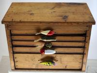 Fly Tying Cabinet