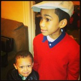 John and Aiden are getting so big