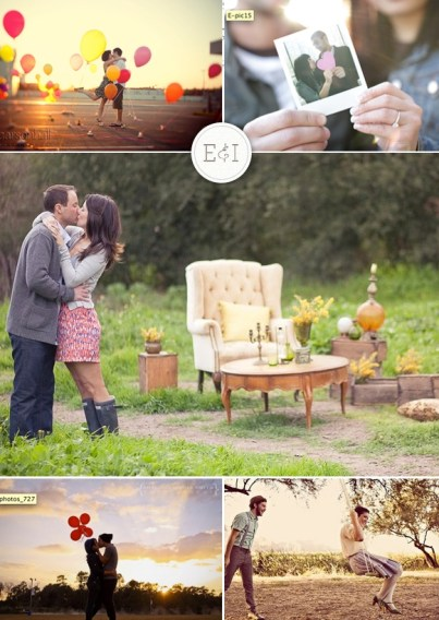 NYC Wedding Photography - Engagement Shoot Props (10)