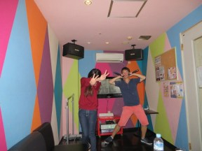 Karaoke, Hikari's Nikujaga, Nabe Party, and USJ 007