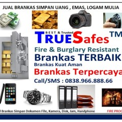 Pabrik Baja Ringan Makassar Brankas Uang Emas Lm Dokumen Surat Penting Untuk Kantor ...