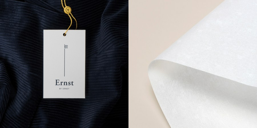 Apparel Branding Ernst