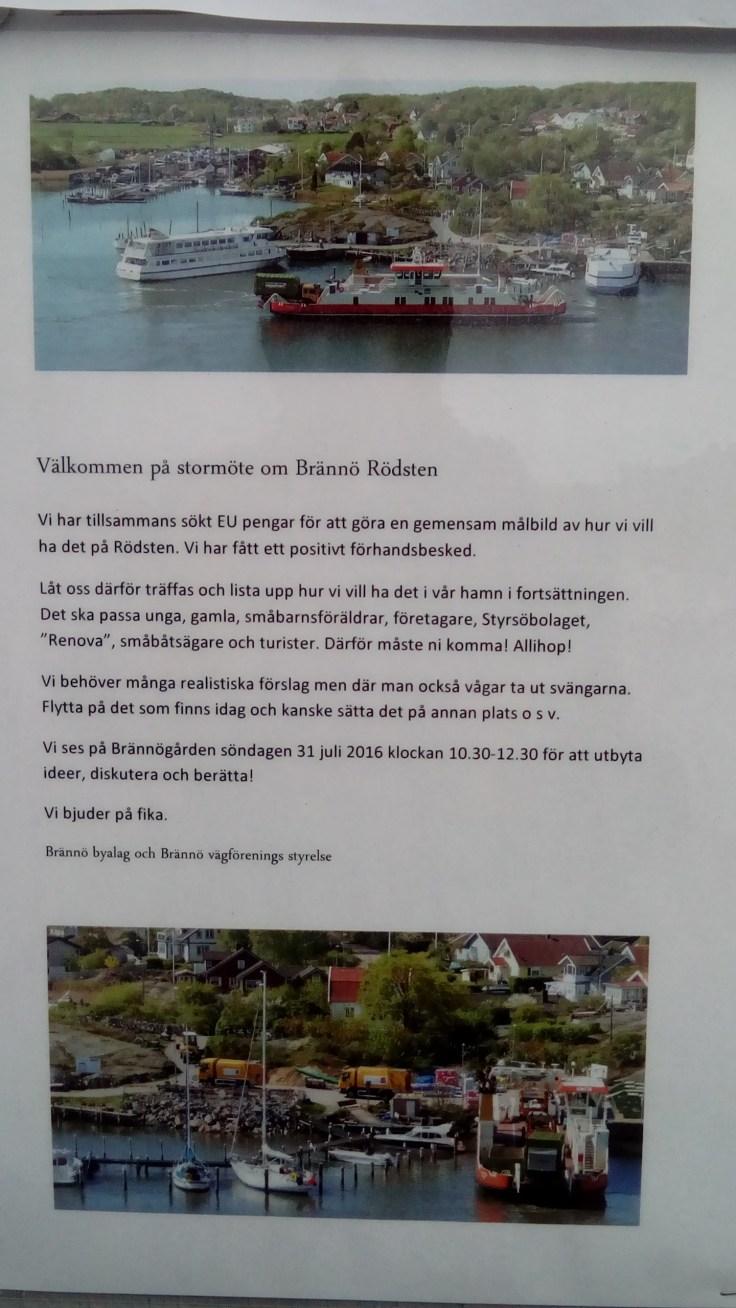 Stormöte Rödsten 2016-07-31
