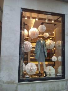 Nota Fashion @Burberry