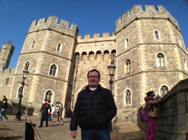 Me and Windsor Castle