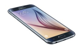 Galaxy S6_Left Front_Dynamic_Black Sapphire