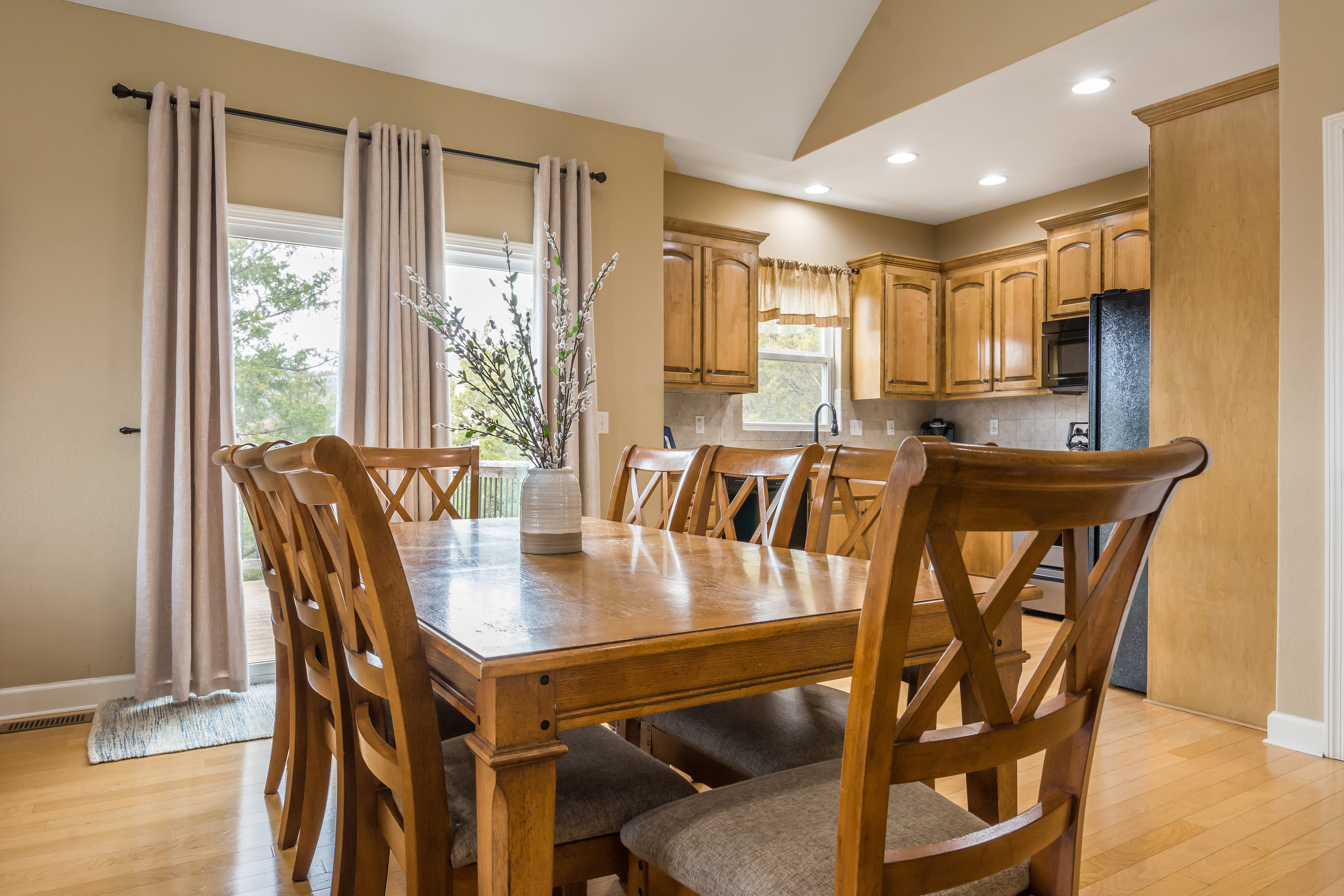 Canyon Retreat dog friendly vacation rental house, Table Rock Lake, Branson, Missouri