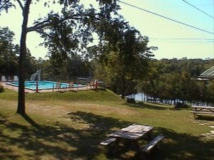 Offers Cabins, a Boat Dock with Stalls Available, on the Banks of Table Rock Lake