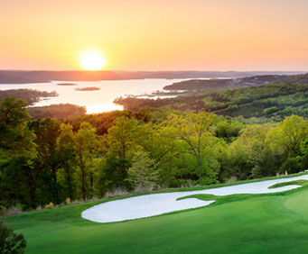 Big Cedar Lodge's Top of The Rock Golf Course