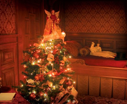 Titanic Edwardian Christmas Celebration