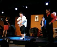 Almost Famous Murder Mystery Dinner Theatre