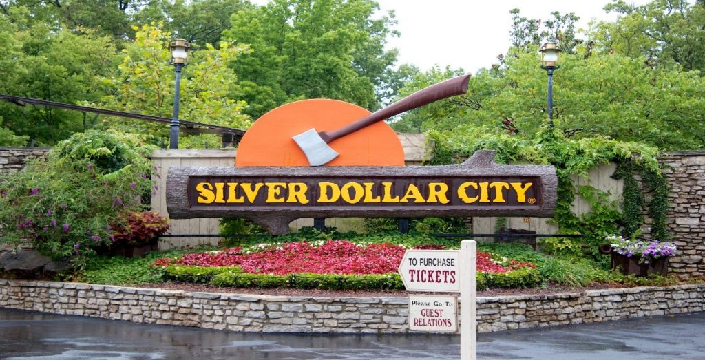 Silver Dollar City Entrance Branson Travel Blog