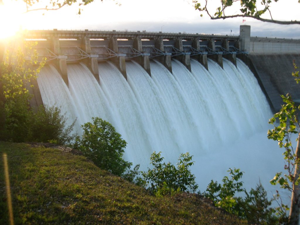 Table_Rock_Dam_Free_Things_To_Do_In_Branson_Mo
