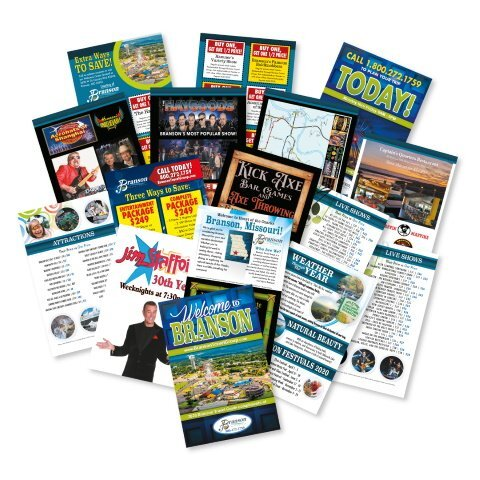 Get Free Branson Guide & Coupons