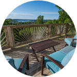 Eagle View vacation home rental in Branson, Missouri with lake view
