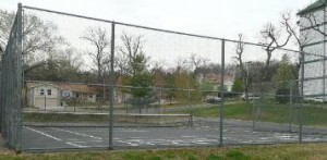 The Lodges at Table Rock Lake - community tennis courts