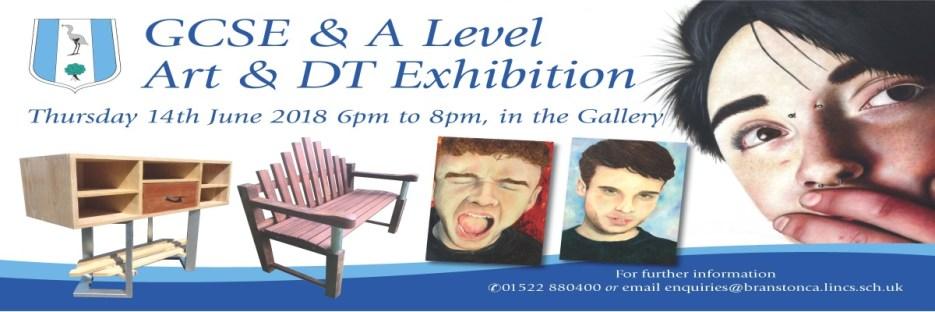 Art & DT Exhibition