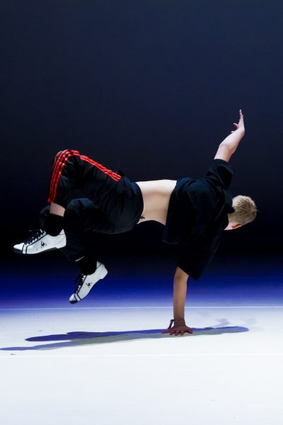 Breakdance Bransz
