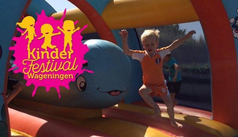 Kinderfestival Wageningen – Spelen voor spelen
