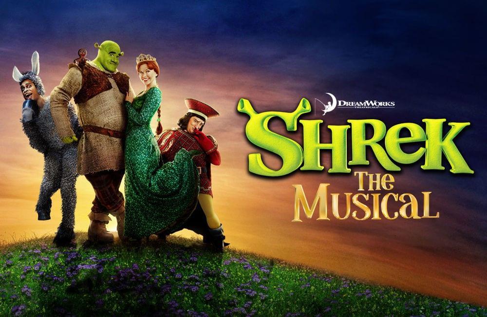 Shrek de musical, workshop middag en auditieronde bij Bransz!