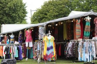 Vendor clothing for sale