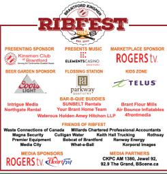 9th Annual Ribfest only 20 days away
