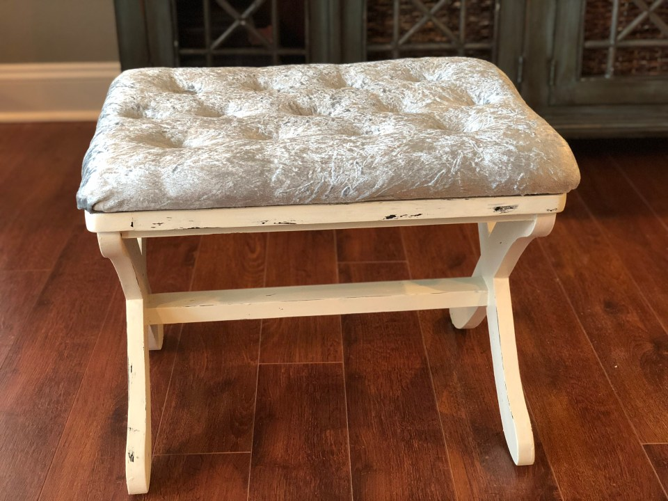 IMG 3019 1024x768 - DIY Distressed Furniture & Chalk Paint Recipe
