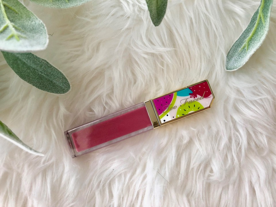 IMG 5038 1024x768 - Too Faced - New Tutti Frutti Collection!