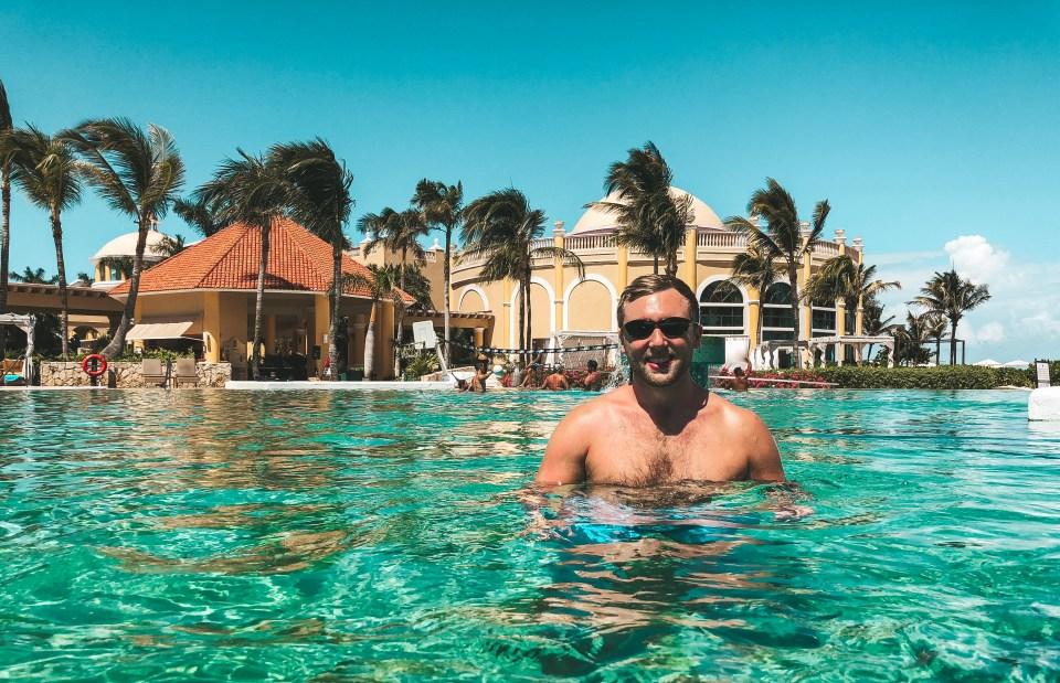 IMG 3912 1024x660 - Iberostar Grand Paraiso Playa Del Carmen Review