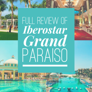 IMG 5845 - Iberostar Grand Paraiso Playa Del Carmen Review