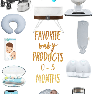 IMG 3509 - Favorite Baby Items 0-3 Months