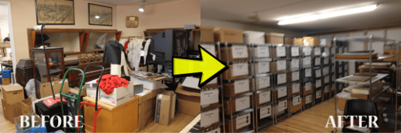Archives B&A