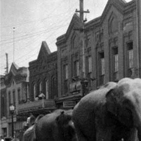 Circus Parade 1912