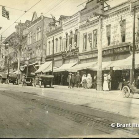 Colborne Street, 1919