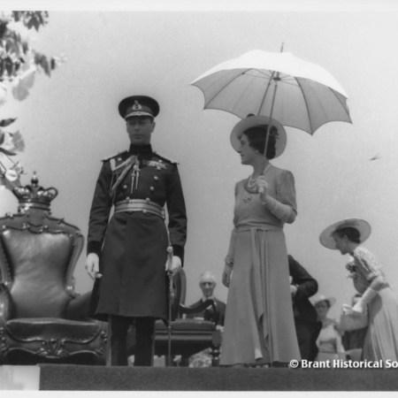 Royal Visit c.1939
