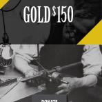 Gold Donation