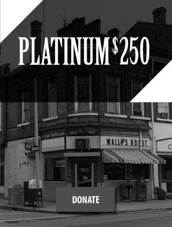 Platinum Donation