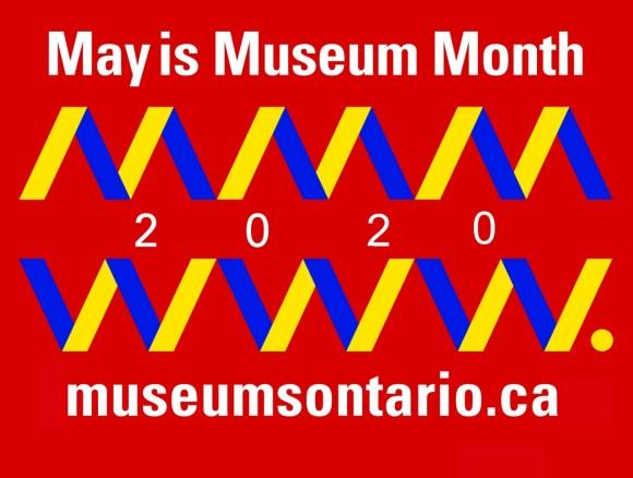 Museum Month 2020 Logo