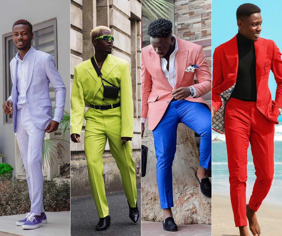 The Top 15 Ghanaian Menswear Influencers You Should Know Bra Perucci Africa
