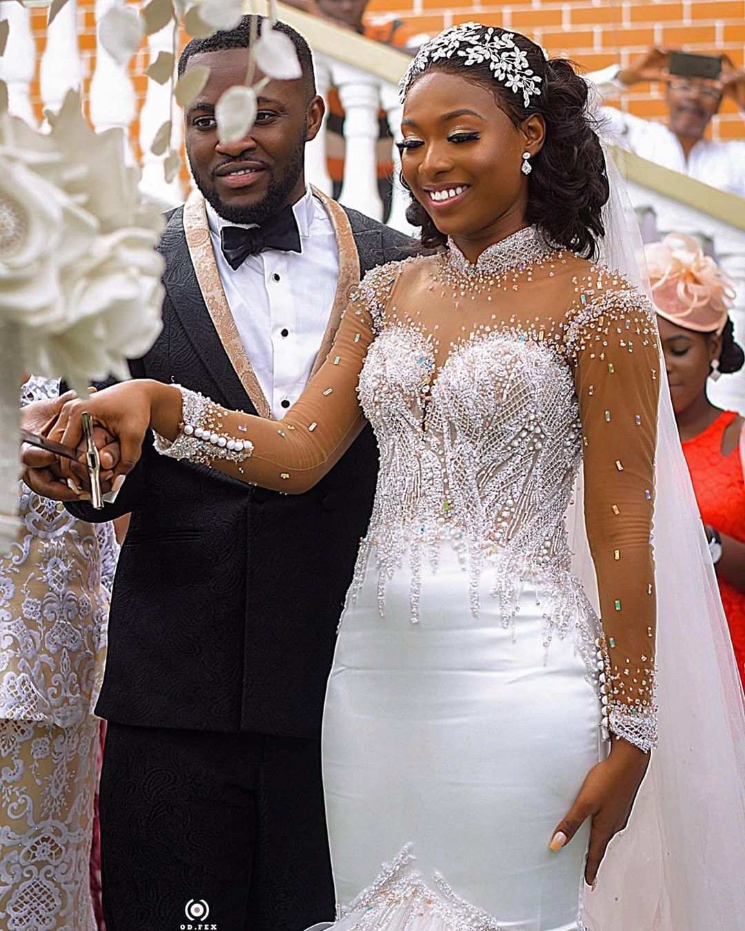 How #KENCY2020 became Ghana's wedding of the year and lifted the bar | Bra  Perucci Africa
