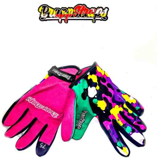 Cartoon Killer MX gloves