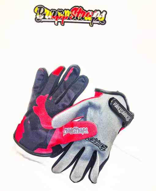 Infrared Camo MX gloves